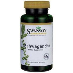 SWANSON Ashwagandha 450mg - 100 kapsułek