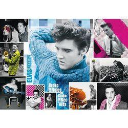 Puzzle 1000 elementów - Elvis Presley, wiecznie młody