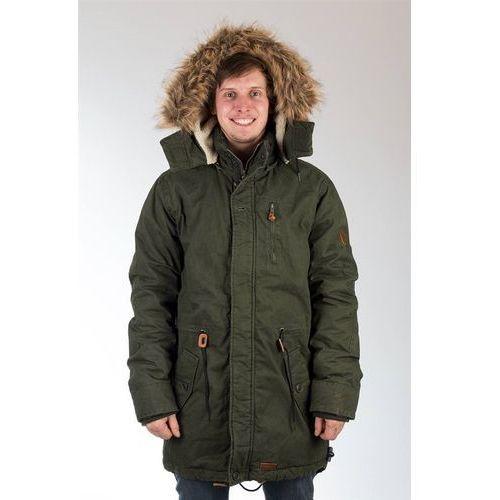 Kurtki męskie, kurtka BLEND - Outer-Wear Duffel Bag Green 77019 (77019) rozmiar: XXL