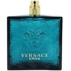 Versace Eros woda toaletowa 100 ml tester dla mężczyzn