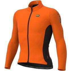 Alé Cycling Clima Protection 2.0 Warm Race LS Jersey Men, fluo orange L 2019 Koszulki kolarskie Przy złożeniu zamówienia do godziny 16 ( od Pon. do Pt., wszystkie metody płatności z wyjątkiem przelewu bankowego), wysyłka odbędzie się tego samego dnia.