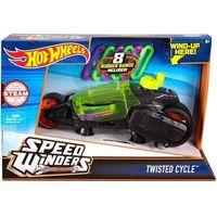 Pozostałe zabawki, Hot Wheels autonakręciaki Twisted Cycle