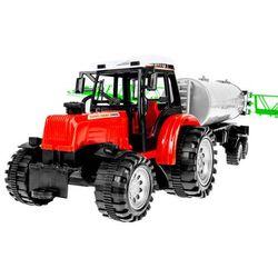 Zestaw 2 traktorów + Maszyny Rolnicze Mały Rolnik Farma