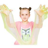 Kreatywne dla dzieci, Russell Super Slime TUBAN Brokat Neon Zielony 0,5 kg