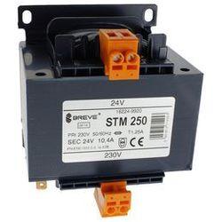 Transformator 1-fazowy STM 250VA 230/24V 16224-9920 BREVE