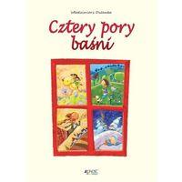 Książki dla dzieci, Cztery pory baśni - Włodzimierz Dulemba DARMOWA DOSTAWA KIOSK RUCHU (opr. twarda)