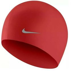 NIKE CZEPEK OS SOLID SILICONE YOUTH CAP RED