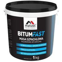 Okna dachowe, Masa szpachlowa Matizol Bitumfast 1 kg