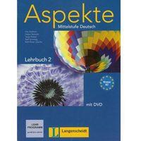 Językoznawstwo, Aspekte 2 Lehrbuch Z Płytą Dvd (opr. miękka)