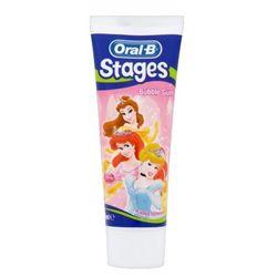 Oral-B Stages Bubble Gum Pasta do zębów 75 ml