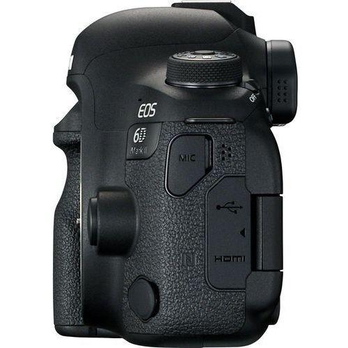 Lustrzanki, Canon EOS 6D Mark II