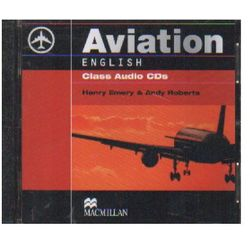 Aviation English Class Audio CD