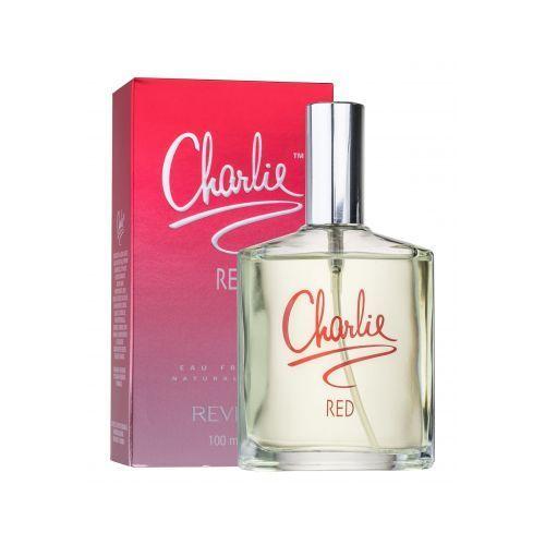 Inne zapachy dla kobiet, Revlon Charlie Red eau fraîche 100 ml dla kobiet