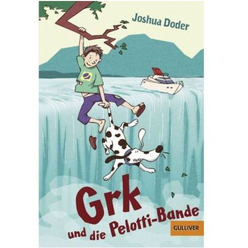 Pozostałe książki, Grk und die Pelotti-Bande Doder, Joshua