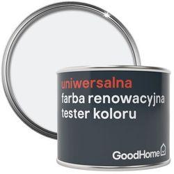 Tester farby renowacyjnej uniwersalnej GoodHome north pole satyna 0,07 l