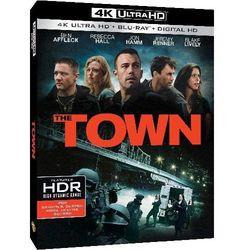 Miasto złodziei (4K Ultra HD) (Blu-ray) - Ben Affleck DARMOWA DOSTAWA KIOSK RUCHU