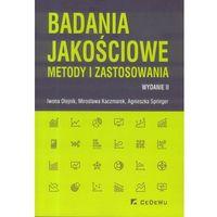 Biblioteka biznesu, Badania jakościowe metody i zastosowania - Praca zbiorowa (opr. miękka)