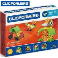 Pozostałe zabawki, Clicformers 50 elementów
