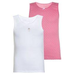 mothercare GIRLS PRETTY VESTS 2 PACK Podkoszulki pale pink