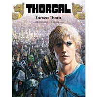 Literatura młodzieżowa, Thorgal. tarcza thora. t. 31 w.2020 - grzegorz rosiński,yves sente