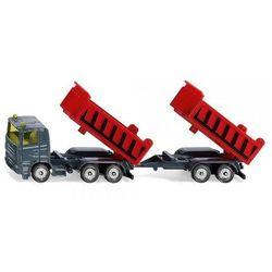 Siku 16 - Ciężarówka wywrotka z przyczepą S1685