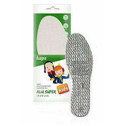 KAPS wkładki 01_9021 ALU SUPER KIDS do wycinania, wkładki do butów