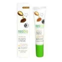 Krem pod oczy z olejkiem arganowym i kwasem hialuronowym Eko 15 ml - Neobio