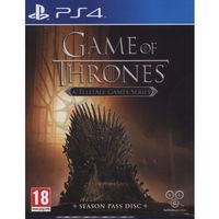 Gry PS4, Game of Thrones (PS4)