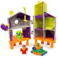 Figurki i postacie, Magic Box Super Zings seria 3 Sekretne Laboratorium +2 figurki Superzings