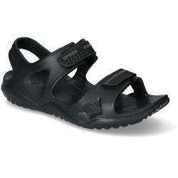 Sandały Crocs 203965/060 Czarne