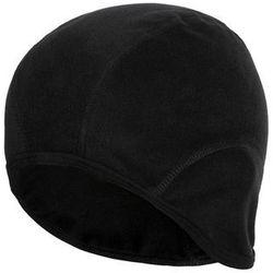 Czapka rowerowa Accent Fleece czarna L/XL