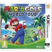 Gry na Nintendo 3DS, Mario Golf World Tour 3DS
