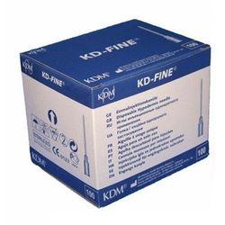 Igły iniekcyjne KD Medical - Fine 0,8 mm x 40 mm, 100 szt.