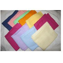 Pieluszka tetrowa kolorowa 70x80 różne kolory