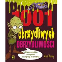 Książki dla dzieci, 1001 obrzydliwych obrzydliwości (opr. miękka)