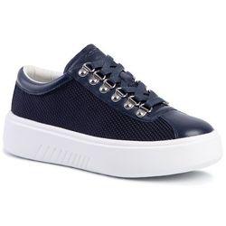 Sneakersy GEOX - D Nhenbus H D828DH 01485 C4000 Blue