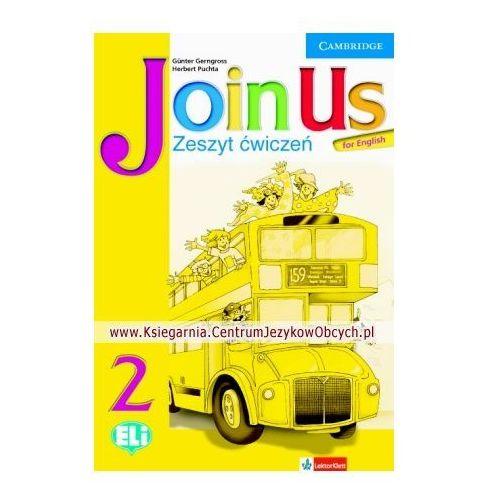 Książki do nauki języka, Join Us 2 AB (opr. miękka)