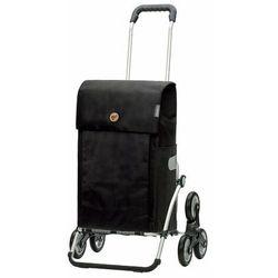 Andersen Shopper Treppensteiger Royal Shopper Jante Wózek na zakupy 61 cm schwarz ZAPISZ SIĘ DO NASZEGO NEWSLETTERA, A OTRZYMASZ VOUCHER Z 15% ZNIŻKĄ