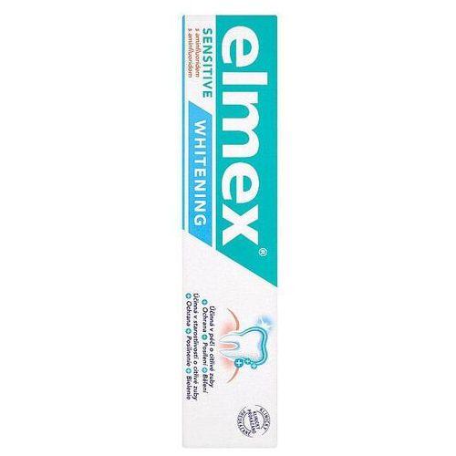 Pasty do zębów, ELMEX SENSITIVE WHITENING Pasta do zębów 75ml