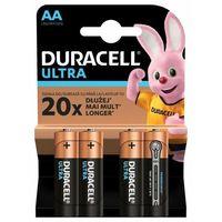Baterie, Bateria Duracell Ultra LR6 / AA - 4pak