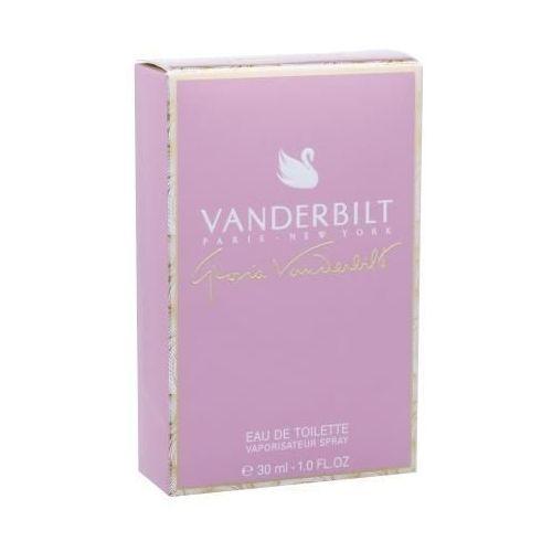 Wody toaletowe damskie, Vanderbilt Vanderbilt 30ml W Woda toaletowa