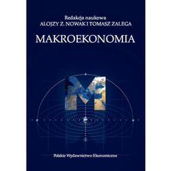 Makroekonomia (wyd. 2 zmienione 2019) - Nowak Z. Alojzy, Zalega Tomasz (opr. miękka)