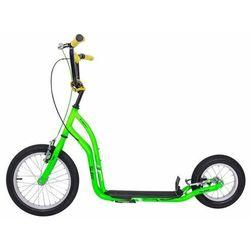 Hulajnoga dla dzieci Suter SE Insportline - zielony