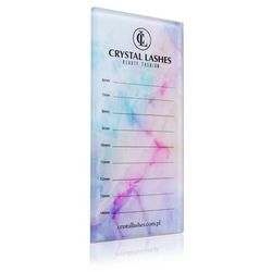 Lash Holder Crystal Lashes Marmur Kolory