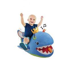 Zabawka K'S KIDS Duży pluszowy Wieloryb- Niebieski + DARMOWY TRANSPORT!