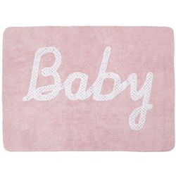 Dywan bawełniany BABY PETIT POINT - różne kolory - Lorena Canals różowy