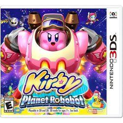 Nintendo 3DS Kirby: Planet Robobot - BEZPŁATNY ODBIÓR: WROCŁAW!