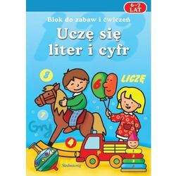 Uczę się liter i cyfr 6-7 lat (opr. miękka)