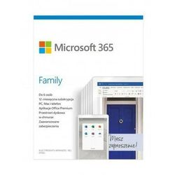 MICROSOFT Program MS Office Family