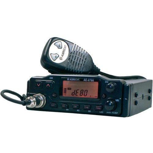 CB radia, AE-6790 AM/FM-multi CB radio ALBRECHT